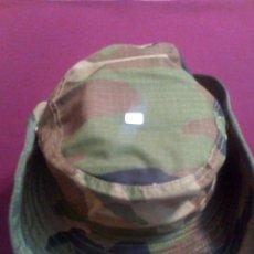 Militaria: GORRO O CHAMBERGO MIMETIZADO, EJERCITO ESPAÑOL. Lote 95151003