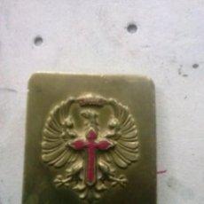 Militaria: HEBILLA EPOCA DE FRANCO. Lote 95559663