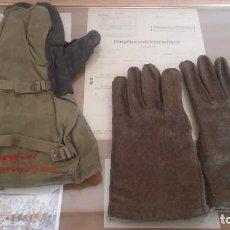 Militaria: GUANTES EJERCITO SOVIETICO. Lote 95821039