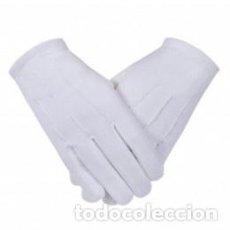 Militaria: GUANTES DE GALA REGLAMENTARIOS . Lote 98662712