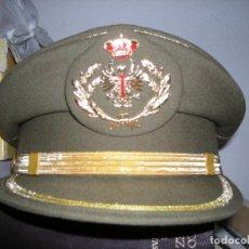 Militaria: GORRA DE PLATO DEL EJERCITO TIERRA. Lote 95882951