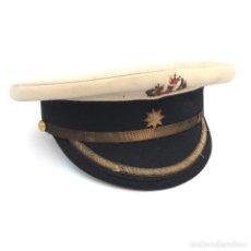Militaria: GORRA EJECITO DE TIERRA GALA MODELO 1943. ÉPOCA FRANCO. ORIGINAL.. Lote 181231448