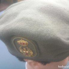 Militaria: GORRA BOINA MILITAR TALLA 57. ELOSEGUI. EJÉRCITO ESPAÑOL. Lote 97012127