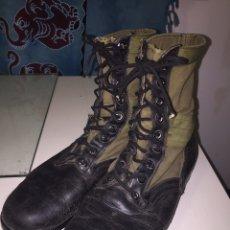 Militaria: BOTAS VIETNAM JUNGLE BOOTS MODELO PANAMA 1960. Lote 97096307