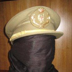 Militaria: GORRA DE PLATO SUBOFICIAL EJÉRCITO DE TIERRA. ESCARAPELA SUBOFICIAL. UNIFORMIDAD ACTUAL. TALLA 56. Lote 97472659