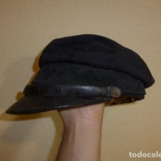 Militaria: ANTIGUA GORRA DE MARINA REPUBLICANA, ORIGINAL. REPUBLICA Y GUERRA CIVIL. . Lote 97526195
