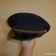 Militaria: ANTIGUA GORRA DE MARINA REPUBLICANA, ORIGINAL. REPUBLICA Y GUERRA CIVIL.. Lote 97527007