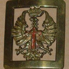 Militaria: HEBILLA MODELO 1943 PARA OFICIAL. Lote 97531463