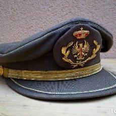 Militaria: GORRA DE PLATO UNIFORME BONITO SUBOFICIAL EJERCITO DE TIERRA ESPAÑOL. Lote 97654631