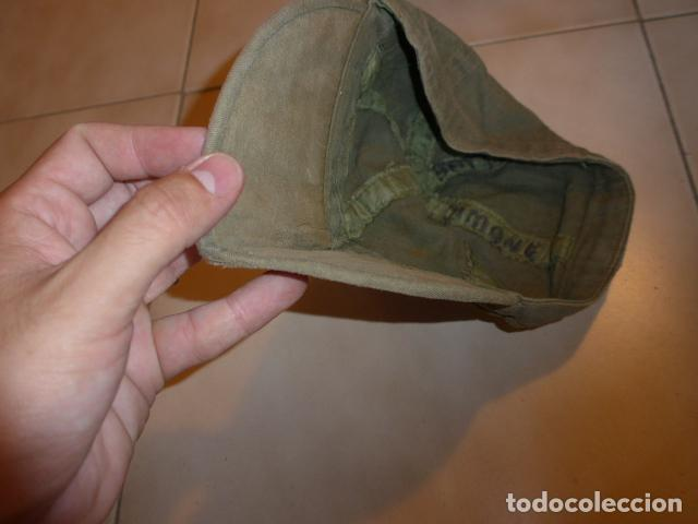 Militaria: Antigua gorra militar a identificar - Foto 4 - 97715043