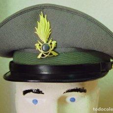 Militaria: ITALIA - GORRA DE LA GUARDIA DE FINANZAS. Lote 97951863