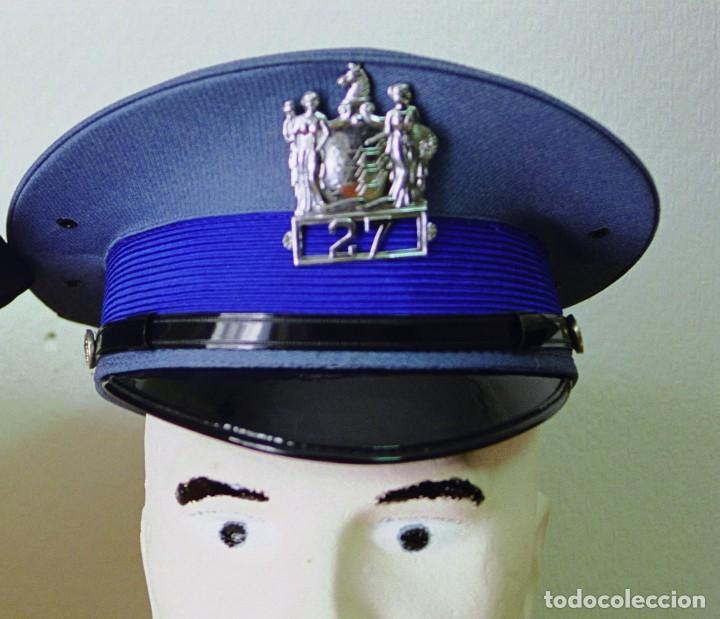U.S.A. - GORRA POLICIA NUEVA JERSEY (VER FOTOS) (Militar - Boinas y Gorras 8b82ce70509