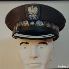 Militaria: POLONIA - - GORRA POLICIAL ALTA GRADUACION . Lote 97956547