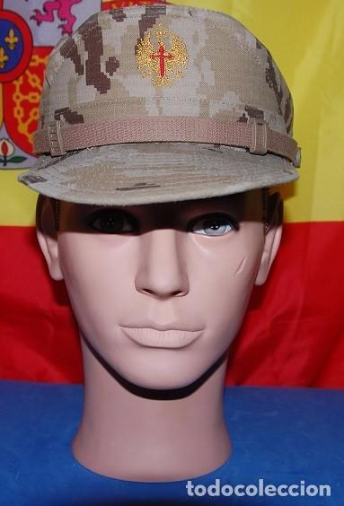 GORRA MILITAR EJERCITO DE TIERRA PIXELADA ARIDA-01 (Militar - Boinas y Gorras )