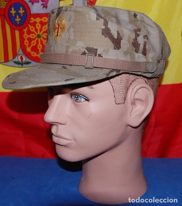 Militaria: GORRA MILITAR EJERCITO DE TIERRA PIXELADA ARIDA-01 - Foto 2 - 98169139