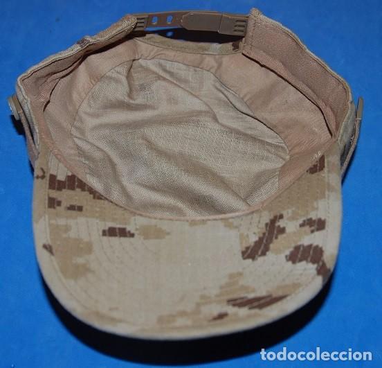 Militaria: GORRA MILITAR EJERCITO DE TIERRA PIXELADA ARIDA-01 - Foto 3 - 98169139