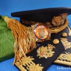 Militaria: LOTE DE PERITO MERCANTIL. ÉPOCA DE FRANCO.. Lote 98571775