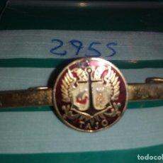 Militaria: PISACORBATAS CAZAMINAS TAJO. Lote 98722475