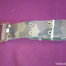 Militaria: CINTURON MIMETIZADO EJERCITO ESPAÑOL. Lote 98723283
