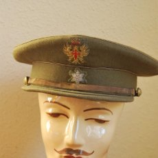 Militaria - GORRA DE PLATO - ALFÉREZ - EJÉRCITO DE TIERRA - FRANQUISMO - 99942975