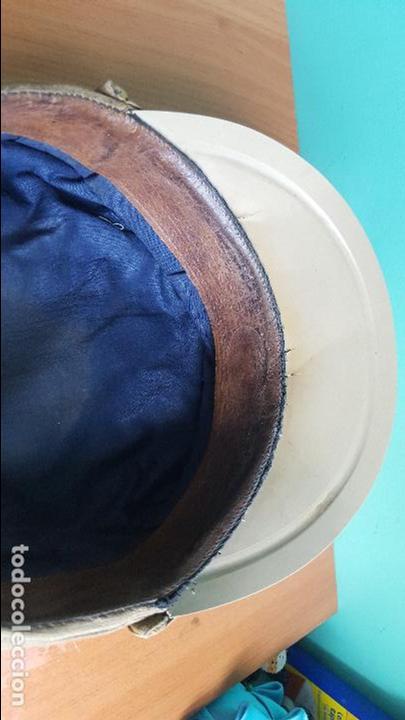 Militaria: gorra de plato guerra civil - Foto 10 - 100150231