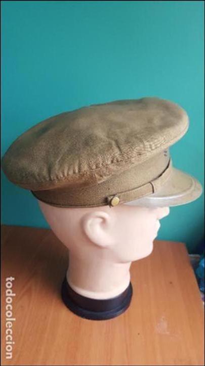 Militaria: gorra de plato guerra civil - Foto 12 - 100150231