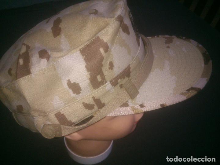GORRA EJERCITO ARIDO PIXELADO TALLA M (Militar - Boinas y Gorras )