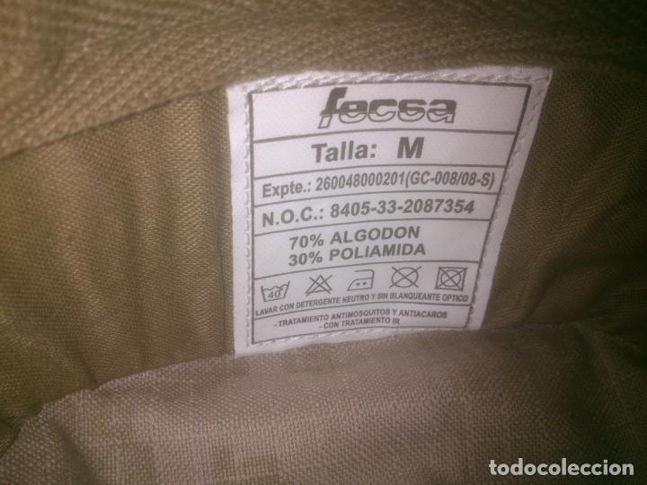 Militaria: GORRA EJERCITO ARIDO PIXELADO TALLA M - Foto 4 - 100640211