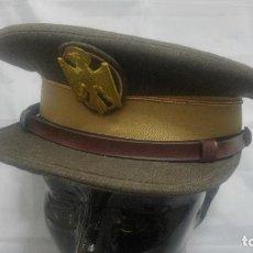 Militaria: GORRA DE PLATO CUERPO DE POLICÍA NACIONAL.. Lote 100714243