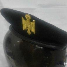 Militaria: BOINA DEL CUERPO DE POLICÍA NACIONAL.. Lote 100716831
