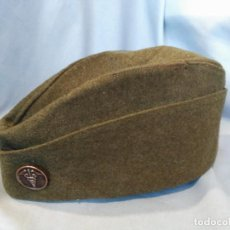 Militaria: USA - 1918 - GORRO - AMERICAN EXPEDITIONARY FORCE - CUERPO MÉDICO - DOUGHBOY. Lote 101139659