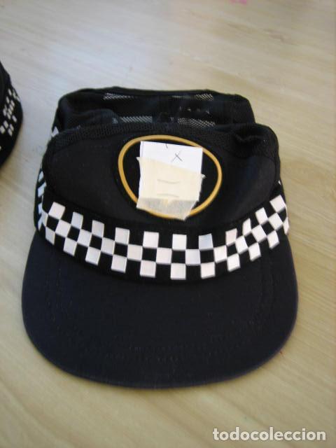 GORRA POLICIA MUNICIPAL DE VERANO (Militar - Boinas y Gorras )