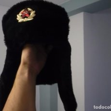 Militaria: GORRO RUSO.. Lote 101222715