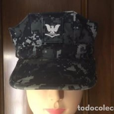 Militaria: GORRA DE LA ARMADA NORTEAMERICANA. Lote 101401811