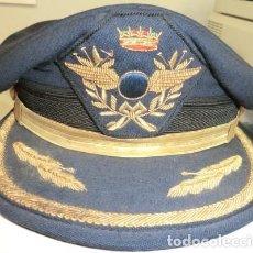 Militaria: GORRA DE PLATO DE PILOTO CIVIL. Lote 101471327