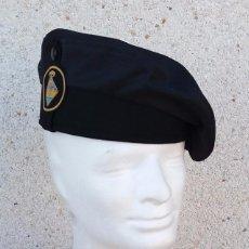 Militaria: BOINA POLICÍA LOCAL UNIDAD OPERATIVA DE APOYO, CATALUÑA (0287). Lote 101480147