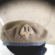 Militaria: BOINA EJÉRCITO ESPAÑOL PRIMER MODELO. Lote 101735658
