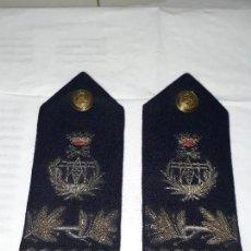 Militaria: PALAS DE INGENIEROS DE TELECOMUNICACIONES EN PERFECTO ESTADO . Lote 101918439