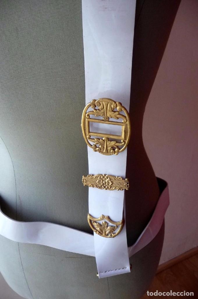 Militaria: (XJ-171030)Cinturón y bandolera de la Policía Armada , Caballería - Foto 5 - 101924079