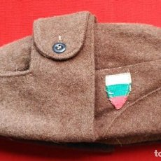 Militaria: GORRO BÚLGARO, ÉPOCA COMUNISTA.. Lote 102065963
