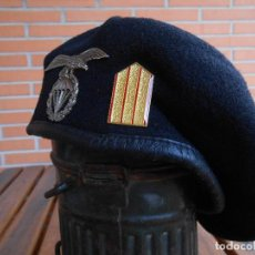 Militaria: ANTIGUA BOINA DE SARGENTO BRIGADA PARACAIDISTA BRIPAC. Lote 102284551