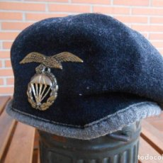 Militaria: ANTIGUA BOINA BRIGADA PARACAIDISTA BRIPAC. Lote 102284579