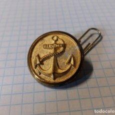 Militaria: BOTÓN DE MARINA, 22 MM. Lote 102726499