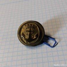Militaria: BOTÓN DE MARINA, ÉPOCA DE FRANCO, 22 MM. Lote 102728799
