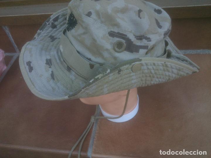 Militaria: Chambergo ejército español pixelado arido - Foto 2 - 103247103