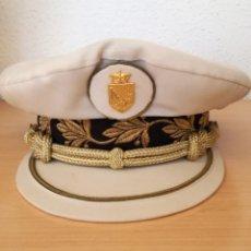 Militaria: ANTIGUA GORRA DE LA ARMADA.. Lote 103533934