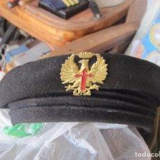 Militaria: BOINA TANQUISTA EPOCA DE FRANCO. Lote 103839499