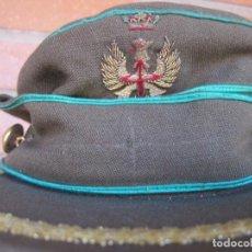 Militaria: GORRA MONTAÑERA OFICIAL EJERCITO DE TIERRA( EPOCA DE FRANCO). Lote 103839823
