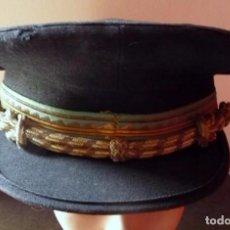 Militaria: (JX-171123)GORRA DE PLATO DE INSPECTOR DE POLICÍA , RÉGIMEN ANTERIOR .. Lote 104353763