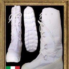 Militaria: BOTAS DE NIEVE EJÉRCITO ITALIANO TALLA 41/42 INVIERNO NUEVAS R 015. Lote 118131379